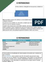 4 O PATRIMONIO Bens_Direitos e Obrigações
