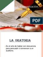 La Oratoria - Comunicación II