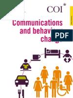 Government Propaganda Unit - Behaviour Change Guidelines