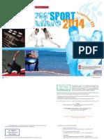Pass'Sport Culture 2014