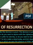 Day of Resurrection Speech