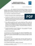 Edital 31_2014 - Abre Inscries Para Revalidao de Diplomas Estrangeiros 30.06.2014