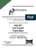 55D Tr Mast PL F-389-0804 03-15-2005
