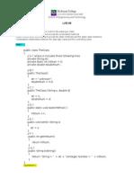 Java Lab6 Pena
