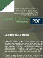 Unidad 5. Características de Los Grupos