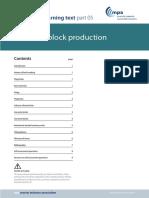 Bricks and Blocks & Mortar