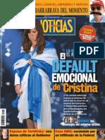 Revista NOTICIAS Argentina - 12 julio 2014