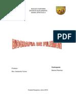 Biografia de Filemon