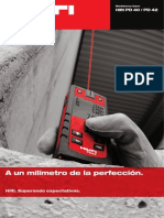 Datos Tecnicos Hilti Pd40 Pd42