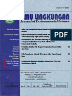 Jurnal Ilmu Lingkungan Vol1 No.1 September 2007_1