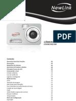 Manual de Instruções Câmera Filmadora