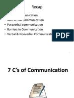 3. 7 C's of Communication (1)
