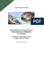Teologia Da Criacao Edegard Silva Pereira