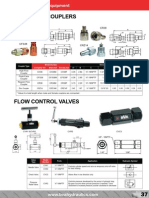 BVA Couplers & Flow Valves Catalog
