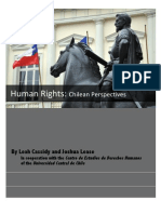 Human Rights & Chilean Perspectives - A Manual