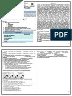 Formato de La Evaluacion Trimestral Año 2014