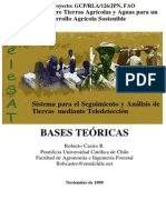 Bases Teoricas de Teledeteccion