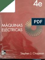Stephen J. Chapman-Maquinas Electricas 3ed en Español