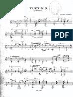 Aguirre Julian Triste Nº5 - Cancion Nº 3