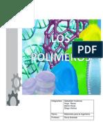 informe polímeros