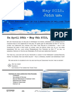 Liberation of Holland 2015 Package & Itinerary