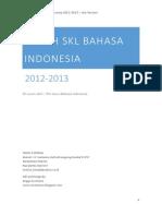 Bedah SKL Bahasa Indonesia - Lite