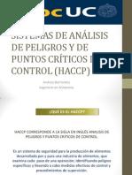 Introduccion Al HACCP