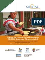 Manual del Usuario de la Herramienta CRiSTAL Seguridad Alimentaria 2.0 - Herramienta para la identificación comunitaria de riesgos