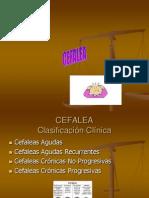 Marzo 2012 Cefalea Conciencia