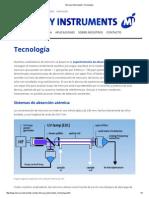 Mercury Instruments _ Tecnología