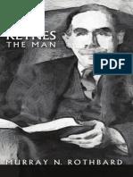 Murray Rothbard - Keynes the Man