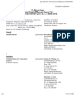PEDRAM v. COMBINED INSURANCE COMPANY OF AMERICA et al docket