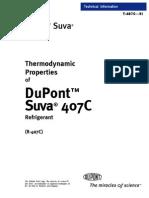 h56607 Suva407C Thermo Prop Si