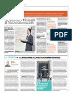 La Inversión en Acciones y La Diversificación II_El Comercio 12-07-2014