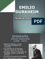 Emilio Durhkeim