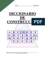 Diccionario de Construcción Español-Ingles