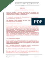 14. ANEXO XIII - Metodologia Para Programação de Auditorias