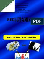 Presentación1. GERENCIA RECLUTAMIENTO