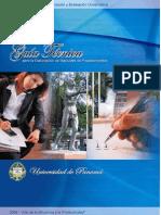 Guia Tecnica Para Al Elaboracion de Manuales de Procedimientos