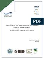Conciencia Ambiental en Puertos