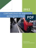 Organización de Las Empresa Hoteleras Por Centro de Costos