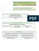 Professional and Educational Guidance