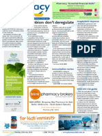 Pharmacy Daily for Tue 15 Jul 2014 - Symbion