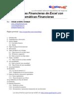 CESAR ACHING GUZMAN - Aplicaciones Financieras de Excel con Matemáticas Financieras.doc