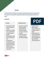 A brief Description of ERP Manufacturing