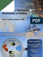 Estrategia y Geografía 2014