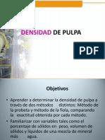 63459763 Densidad de Pulpa