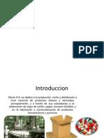Grupo Gloria Produccion Diapos