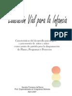Educacion Vial Para La Infancia Prof Sandra Fonseca _1