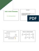 Unidad 3 Alcanos y Estereoquimica